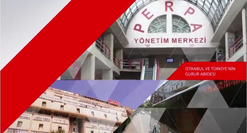 Perpa Ticaret Merkezi Tanıtım Filmi