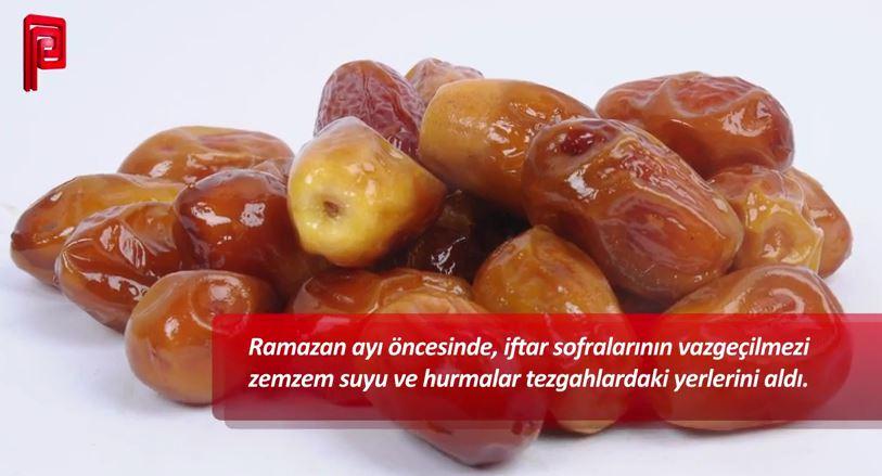 Ramazan'da hurma fiyatlarına dolar zammı