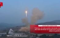 Çin katı yakıtlı roketini fırlattı
