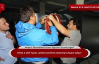 Perpa B Blok Kazan Dairesi Yenileniyor