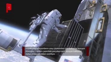 Uzay Çöpü Hakkında Her Şey