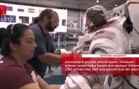 Astronotlar nasıl giyinir?