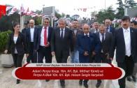 MHP Genel Başkan Yardımcısı Celal Adan Perpa'da