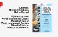 İSMMMO'dan Perpa'da ücretsiz Seminer