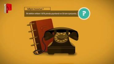 İlk telefon rehberi