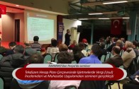 İSMMMO'dan Perpa'da seminer