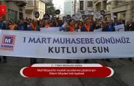 SMMM Sektörü Taksim'de Buluştu