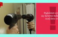 Aynanın Buğusunu Açın