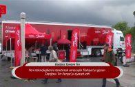 Danfoss Tanıtım Tırı Perpa'da