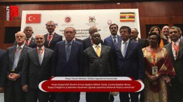 Perpa, Türkiye-Uganda İş Forumu'nda