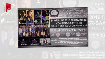Çınar Müzik Evi Öğrencileri Konseri
