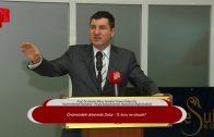 Prof. Dr. Kerem Alkin, İTO ve Perpalılarla ekonomiyi değerlendirdi