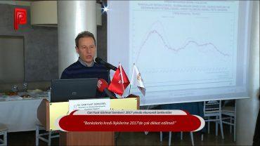 Dr. Can Fuat Gürlesel Semineri: 2017 yılında ekonomik beklentiler