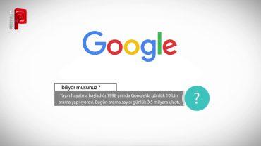 Google Günlük Arama Sayısı