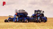 Otomatik Traktörle Çiftçiler Evden Tarla Sürecek