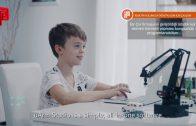 Robotik Kolunuza Öğretin Sizin İçin Çalışsın