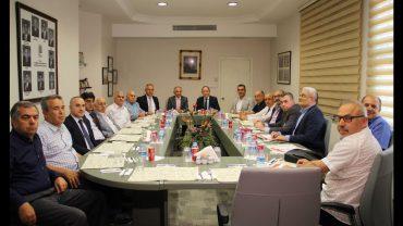 TBMM Başkanvekili (CHP Milletvekili) Akif Hamzaçebi Perpa'da