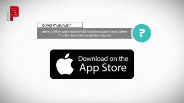 App Store ne kadar kazandı?