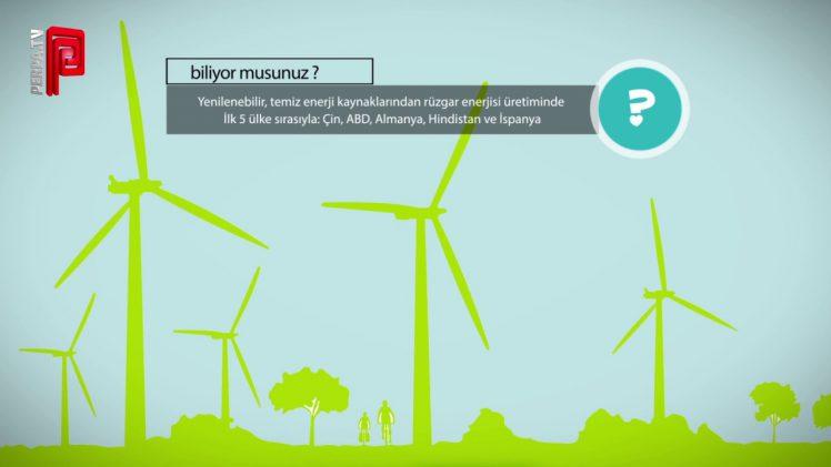 Rüzgar Enerjisinde Lider Ülkeler
