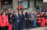 29 Ekim 2017 Perpa Ticaret Merkezi Cumhuriyet Bayramı Töreni