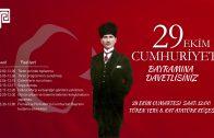Perpa 29 Ekim 2017 Cumhuriyet Bayramı Töreni Duyuru