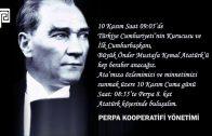 Perpa, Ata'mızı Anmak Üzere 10 Kasım'da Toplanıyor