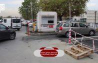 Perpa B Blok Açık 2 Otoparkının Otomatik Çıkışı Değişti