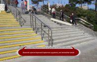Perpa B Blok Yönetiminden 8. Kat Ana Giriş Merdivenlerine Kaymazlık Kaplaması