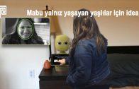 Robot Hemşire Mabu