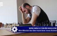Perpa Makina Fabrika Satranç Turnuvası