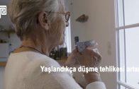 Yaşlıları Düşme Sonucu Kalça Kırıklarından Koruyan Kemer