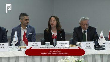 BKM Genel Müdürü Zümrüt Arol Bekçe Perpa Söyleşisi