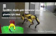 Boston Dynamics'in SpotMini Robotu Ev ve İş Yerlerinde Çalışmaya Hazır