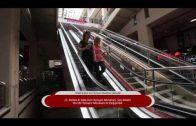 PERPA B Blok Yeni Yürüyen Merdiven Hizmette