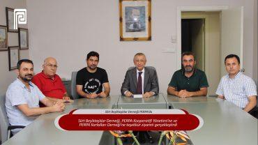 Siirt Beşiktaşlılar Derneği PERPA'da