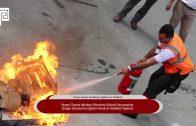Perpa Yangın Söndürme Eğitimi ve Tatbikatı