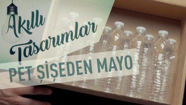 Plastik Şişeden Mayo Yapmak