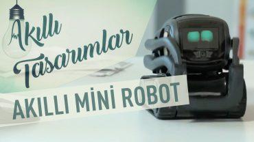 Ailenin Yeni Üyesi Mini Ev Robotu Vector