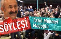 Ovacık Belediye Başkanı Fatih Mehmet Maçoğlu Söyleşisi