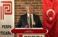 Şişli Belediye Başkanı Hayri İnönü PERPA'da