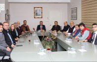 PERPA A Blok Başkanı Hasan Sezgin PERGİP Toplantısında