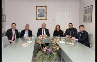 Mecidiyeköy Uygulama Grup Müdürlüğü ve İTO Komite Meclis Üyeleri Ziyaret