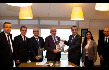 İTO ve PERPA'nın İstanbul Ticaret Üniversitesi Ziyareti