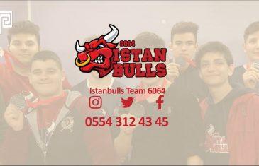 FIRST Robot Takımı Istanbulls Team 6064 Sponsorlarını Arıyor!