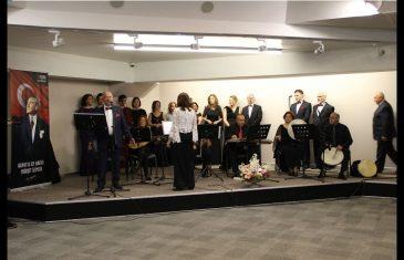 Boğaziçi Türk Ezgileri Topluluğu Konseri