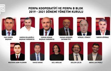 PERPA B Blok Kat Malikleri Olağanüstü Genel Kurul Toplantısı