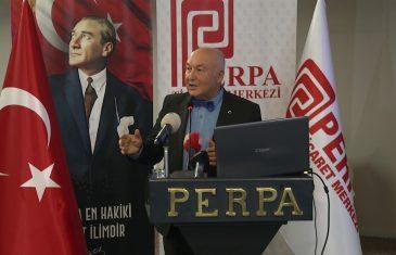 Prof. Dr. Övgün Ahmet Ercan'dan İstanbul Deprem Sakıncası Depremden Nasıl Kurtulunur? Semineri