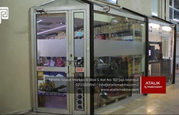 ATALIK İş Makinaları PERPA