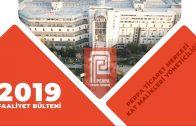 PERPA B Blok 2019 Yılı Faaliyet Bülteni