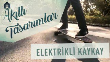 Elektrikli Kaykay